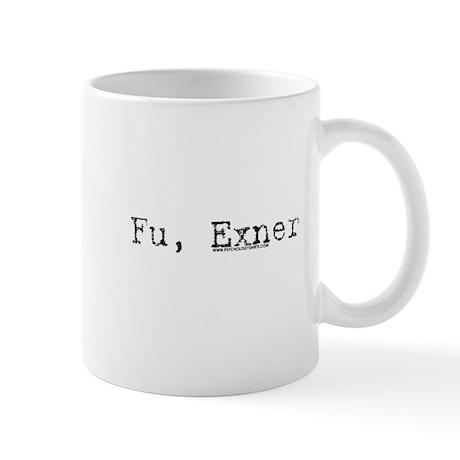Fu, Exner Mug