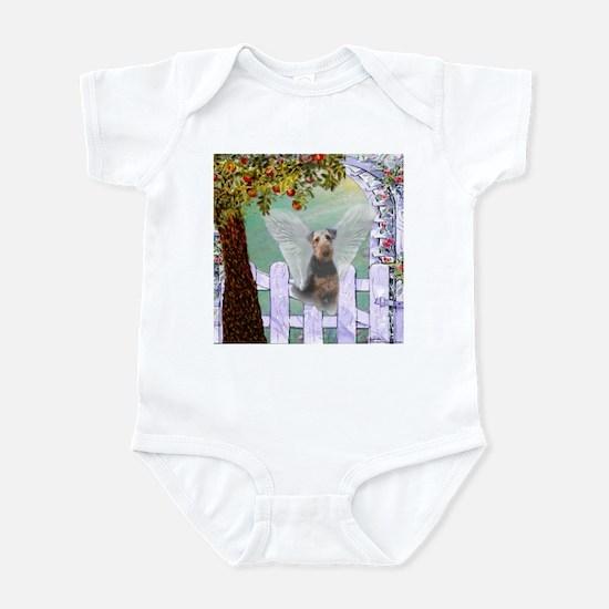 Ariel Angel Infant Bodysuit