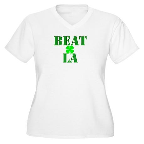 Beat La Plus Size T-Shirt