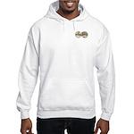 Travel Addict 'Style 2' Hooded Sweatshirt