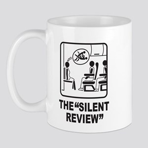 Silent Review Mug
