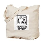 Silent Review Tote Bag