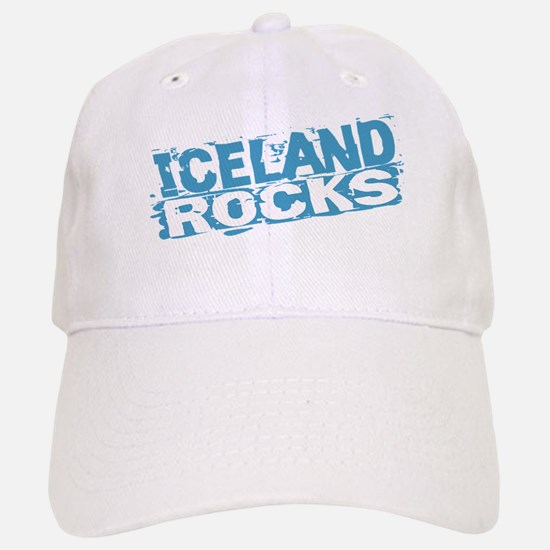 Iceland Rocks Baseball Baseball Cap