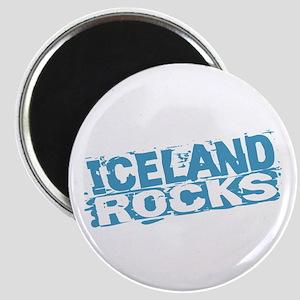 Iceland Rocks Magnet
