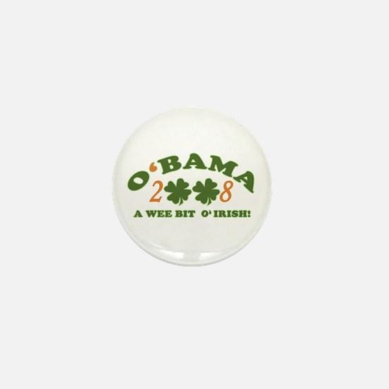 O'BAMA 2008 Mini Button