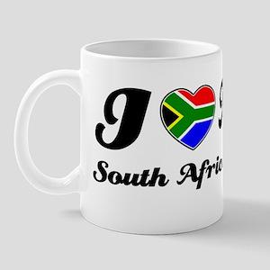 I love my South African Wife Mug