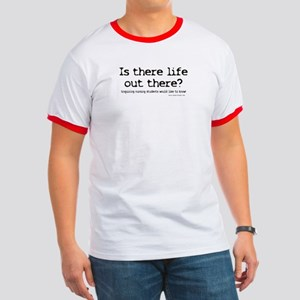 Is there Life? Student Nurse Ringer T
