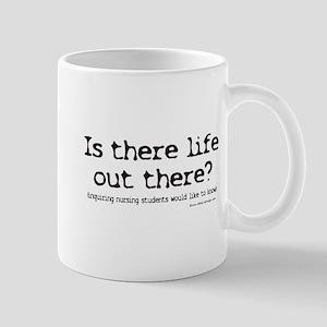 Is there Life? Student Nurse Mug