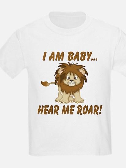 Funny Hear Me Roar T-Shirt