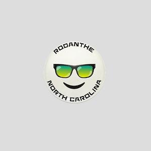 North Carolina - Rodanthe Mini Button