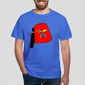 Shriner Fez Dark T-Shirt