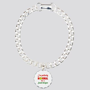 I'm perfectly normal for Charm Bracelet, One Charm