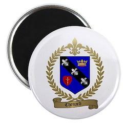 CHENARD Family Crest Magnet