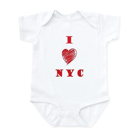 I love NYC Infant Bodysuit