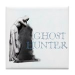 Ghost Hunter Tile Coaster