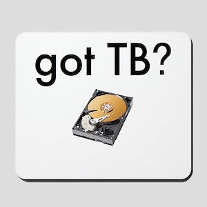 got TB? Mousepad