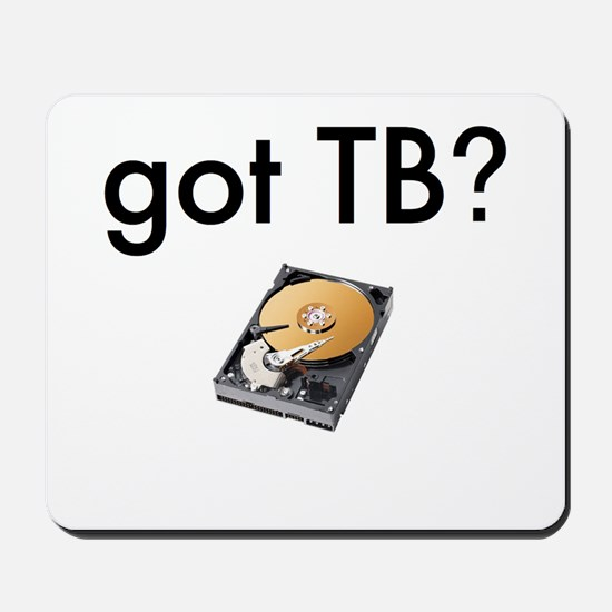 got TB? Mousepad