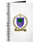 CHIASSON Family Crest Journal