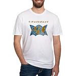 "Talidari's ""Fish"" Fitted T-Shirt"