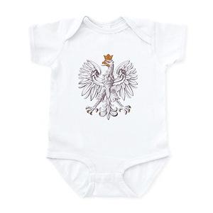 92256f9c1c04 Polish Baby Clothes   Accessories - CafePress