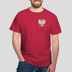 Polish White Eagle Dark T-Shirt