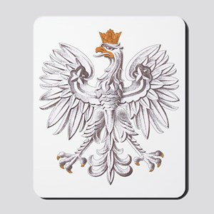 Polish White Eagle Mousepad