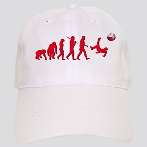 Evolution of Polish Football Cap