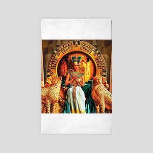 Queen Cleopatra Area Rug