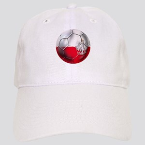 Poland Football Cap
