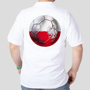 Poland Football Golf Shirt