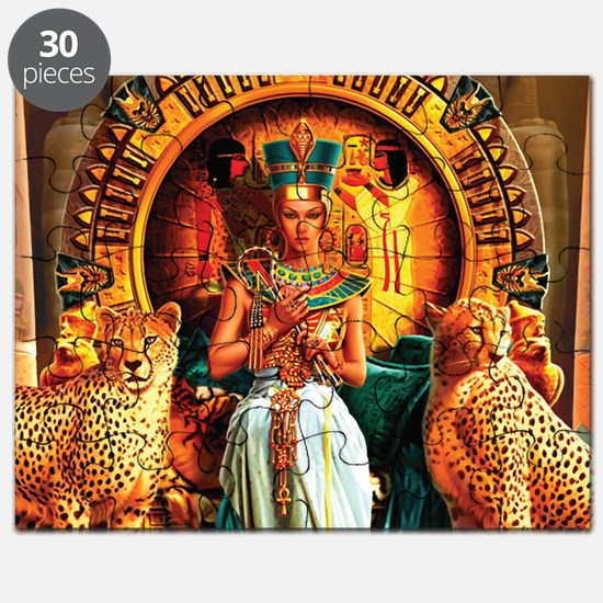 Queen Cleopatra Puzzle