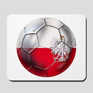 Poland Football Mousepad