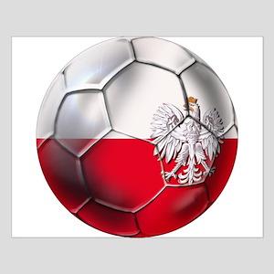 Poland Football Small Poster