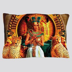 Home Decor Queen Cleopatra Pillow Case