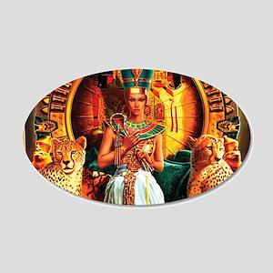 Queen Cleopatra Wall Sticker