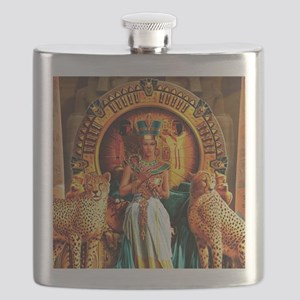 Queen Cleopatra Flask