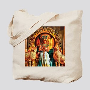 Queen Cleopatra Tote Bag