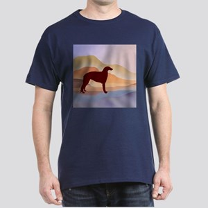 Mountain Mirage Borzoi Dark T-Shirt