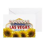 Sunflower WEDDING IN Las Vegas Cards 10