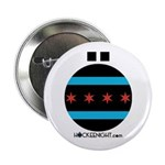 "Senor Umlautbutton 2.25"" Button (10 Pack)"
