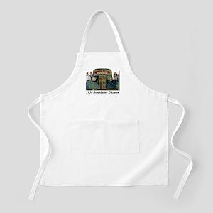 """1936 Studebaker Dictator"" BBQ Apron"