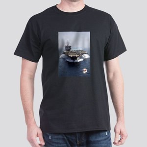 USS Enterprise CVN-65 Dark T-Shirt