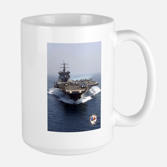 USS Enterprise CVN-65 Large Mug