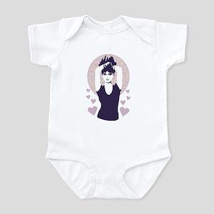 Daphne in Love Infant Bodysuit