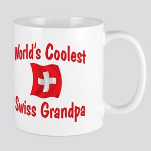 Coolest Swiss Grandpa Mug