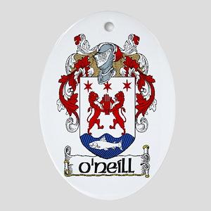 O'Neill Coat of Arms Keepsake Ornament