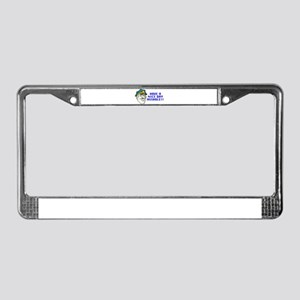 Have A Nice Day License Plate Frame