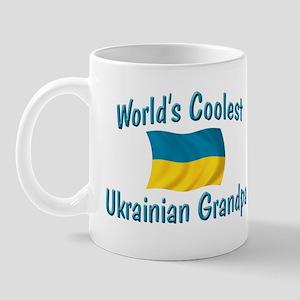 Coolest Ukrainian Grandpa Mug