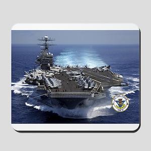USS Carl Vinson CVN-70 Mousepad