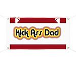 Kick Ass Dad Banner